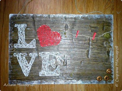 LOVE- рамочка для фото фото 2