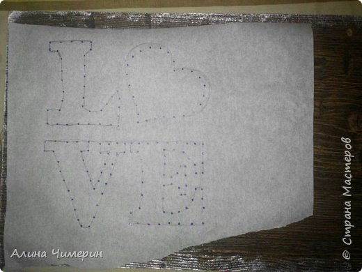 LOVE- рамочка для фото фото 4