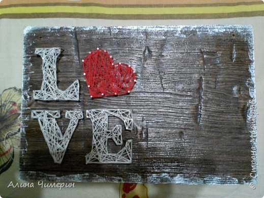 LOVE- рамочка для фото фото 10