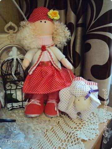 Малышка с мишкой фото 12