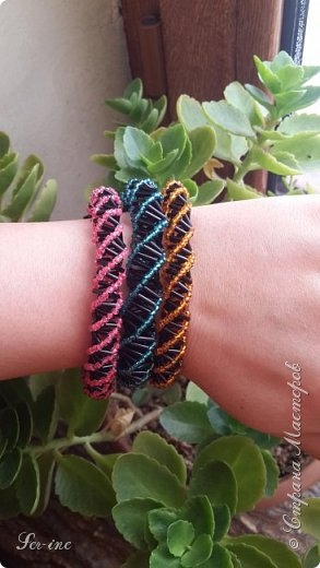 Фото моих браслетов с сайта el.am фото 3