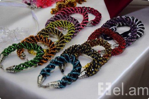 Фото моих браслетов с сайта el.am фото 1