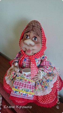 Кукла на самовар