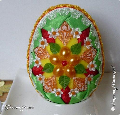 """Представляю мои новые пасхальные яйца. Первые три фото - """"перевёртыш"""" с двумя разными сторонами. фото 1"""