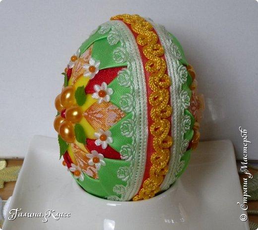 """Представляю мои новые пасхальные яйца. Первые три фото - """"перевёртыш"""" с двумя разными сторонами. фото 3"""