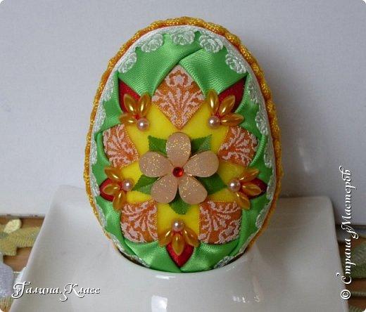 """Представляю мои новые пасхальные яйца. Первые три фото - """"перевёртыш"""" с двумя разными сторонами. фото 2"""