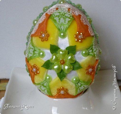 """Представляю мои новые пасхальные яйца. Первые три фото - """"перевёртыш"""" с двумя разными сторонами. фото 4"""
