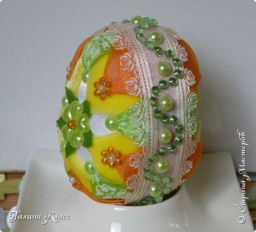 """Представляю мои новые пасхальные яйца. Первые три фото - """"перевёртыш"""" с двумя разными сторонами. фото 5"""