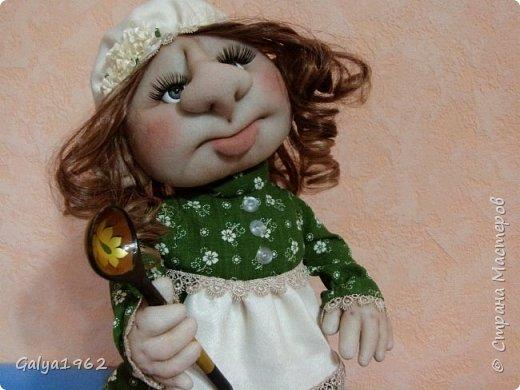 Всем привет!!! Хочу познакомить вас с моей маленькой девочкой! Вот такая помощница подрастает...! фото 2