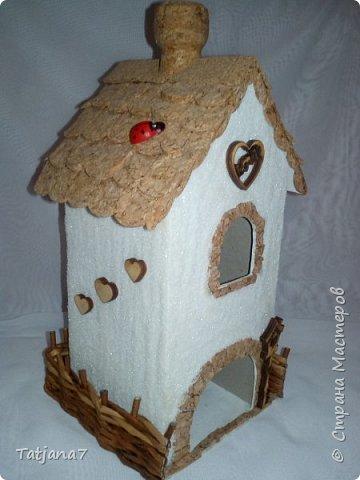 Мой долгострой. Два года я до—делывала этот чайный домик, но результатом довольна. фото 3