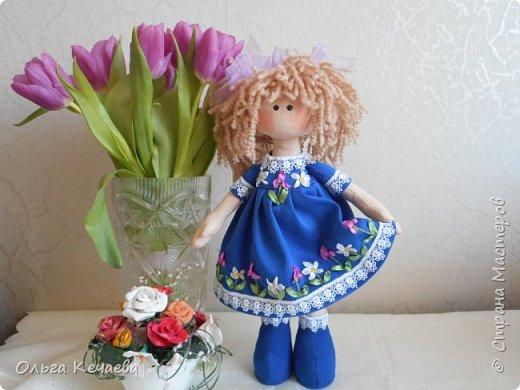 Здравствуйте! Хочу познакомить вас с девочкой, которая родилась накануне Женского праздника. фото 3