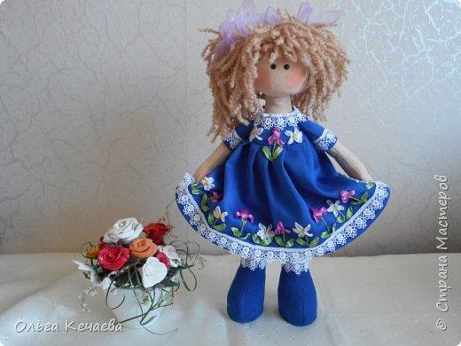 Здравствуйте! Хочу познакомить вас с девочкой, которая родилась накануне Женского праздника. фото 4