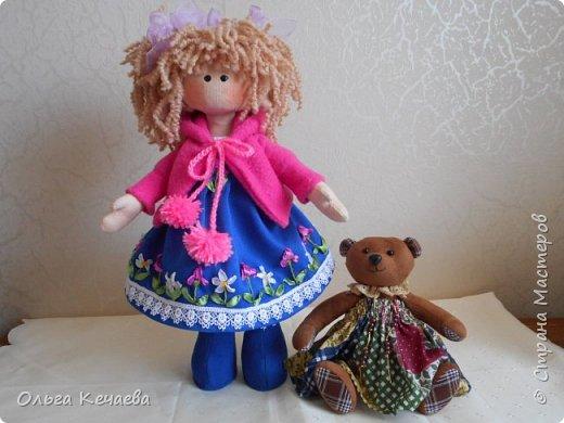 Здравствуйте! Хочу познакомить вас с девочкой, которая родилась накануне Женского праздника. фото 5