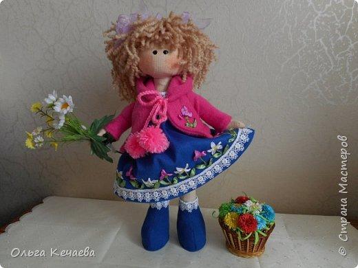 Здравствуйте! Хочу познакомить вас с девочкой, которая родилась накануне Женского праздника. фото 6