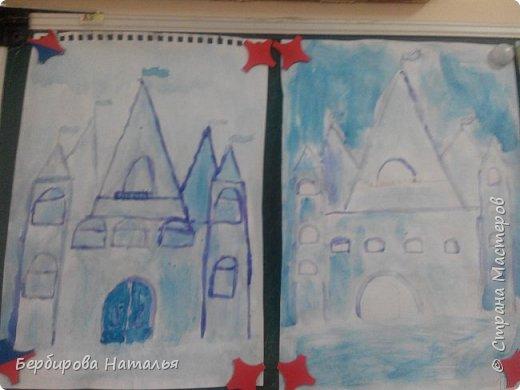 Замок Снежной королевы фото 2