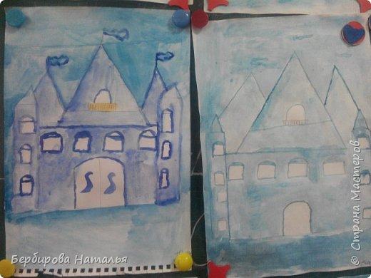 Замок Снежной королевы фото 3