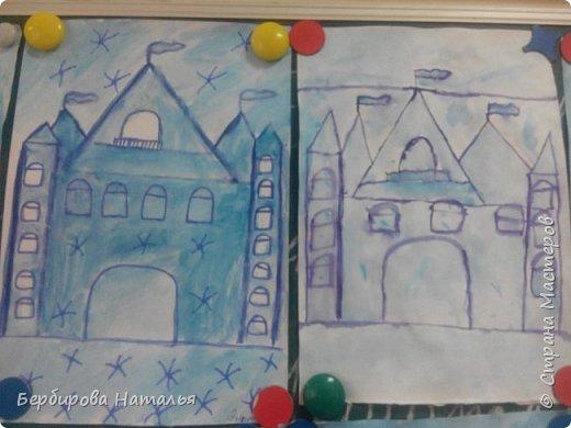 Замок Снежной королевы фото 5