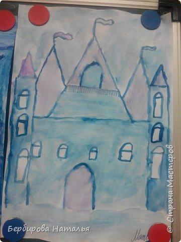 Замок Снежной королевы фото 7