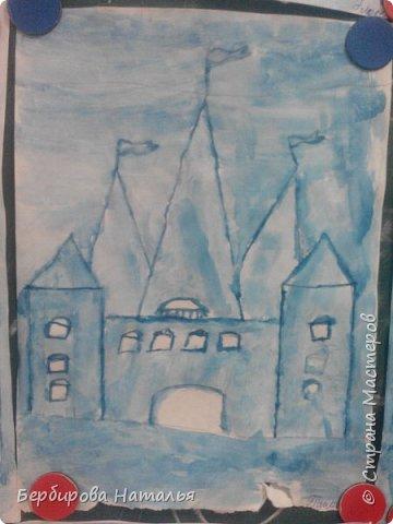 Замок Снежной королевы фото 8