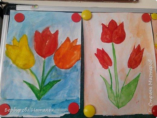 Тюльпаны Шренки(крымские тюльпаны) фото 2