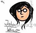 Хей-хей, давненько я сюда не заходила) сегодня я хочу показать вам несколько моих рисунков и первый из них - арт по игре sally face. фото 3