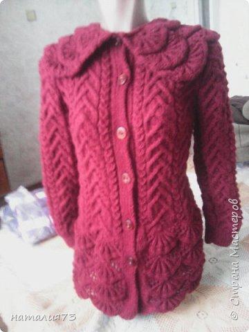 пальто для внучки фото 3