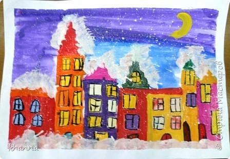 Рисунок Кати, ученицы 2 класса фото 2