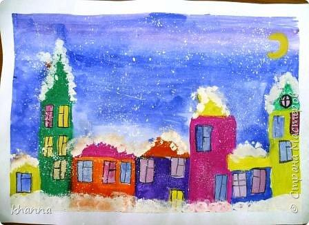 Рисунок Кати, ученицы 2 класса фото 3