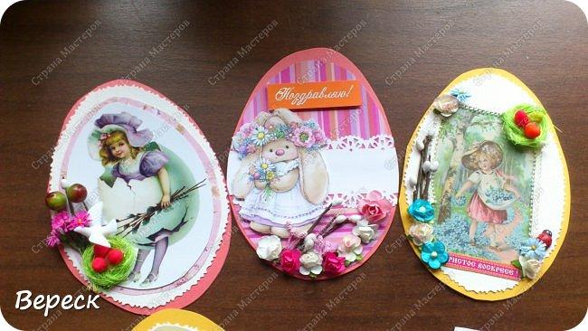 Наши девочки продолжают готовить сувениры к пасхальной благотворительной ярмарке. фото 2
