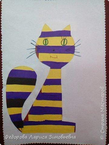 Всем добрый день. Вот таких замечательных кошек сделали мои четвероклассники к всемирному дню кошек - 1 марта.  фото 6