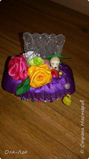 Доброго времени суток! Делюсь с Вами подарочками на 8 марта! Это мыльная корзиночка. Корзиночка правда без ручки мне так больше понравилось. фото 6