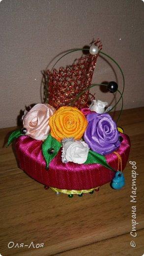 Доброго времени суток! Делюсь с Вами подарочками на 8 марта! Это мыльная корзиночка. Корзиночка правда без ручки мне так больше понравилось. фото 9