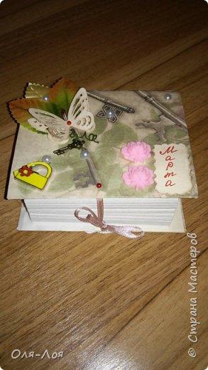 Доброго времени суток! Делюсь с Вами подарочками на 8 марта! Это мыльная корзиночка. Корзиночка правда без ручки мне так больше понравилось. фото 14