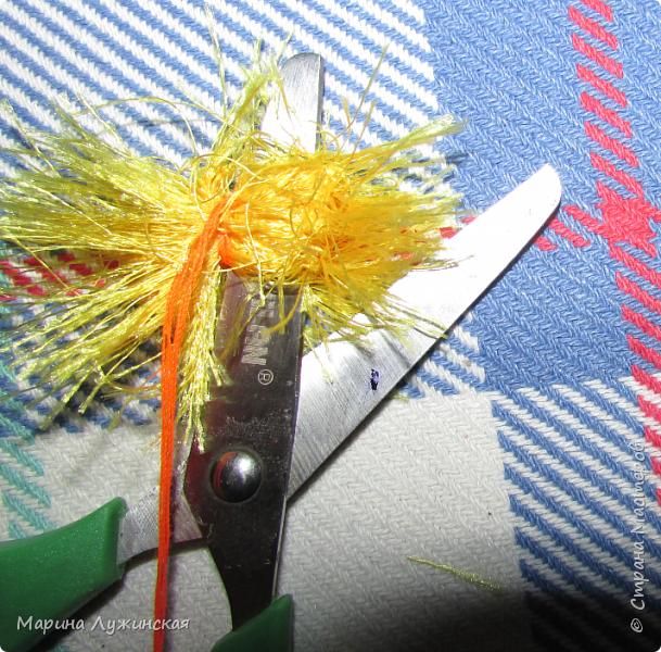 Предлагаю на Пасху сделать вот таких цыпочек... Быстро, легко и не затратно... фото 9
