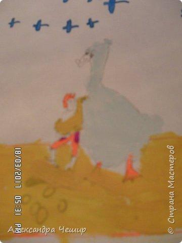 Здравствуйте, уважаемая Страна Мастеров!  Сегодня я покажу вам рисунки в альбоме.  3-ий класс. фото 20