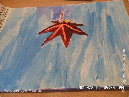 Здравствуйте, уважаемая Страна Мастеров!  Сегодня я покажу вам рисунки в альбоме.  3-ий класс. фото 36