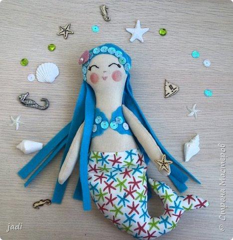 Эх, мальчишки у меня... а для их подружек шью куклы! )))) фото 2