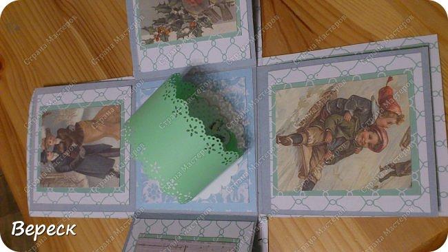 Подарок сыну.Блокнот и открытка. При возможности покажу более подробно как я сделал блокнот(маленький мк).мне очень понравилось работать ,к сожалению что за технология не знаю. фото 6