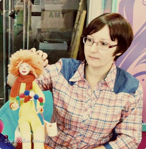 5 лет творчества или куклы - это моя жизнь. фото 1