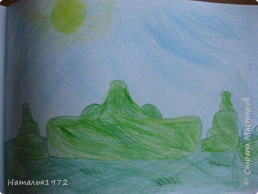 Рисуем клумбы фото 2