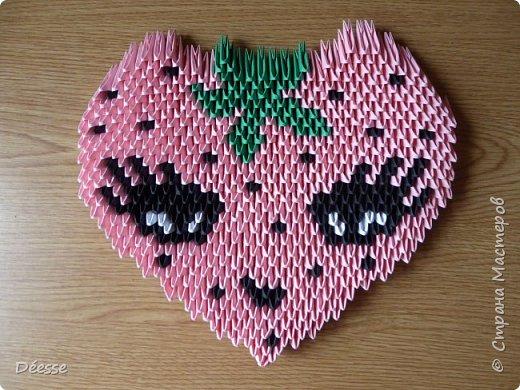 Сердечки-клубнички фото 3