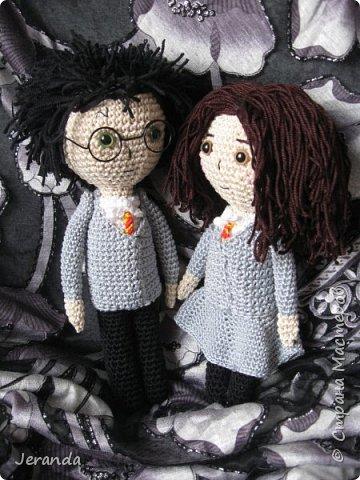 Гарри и Гермиона фото 2