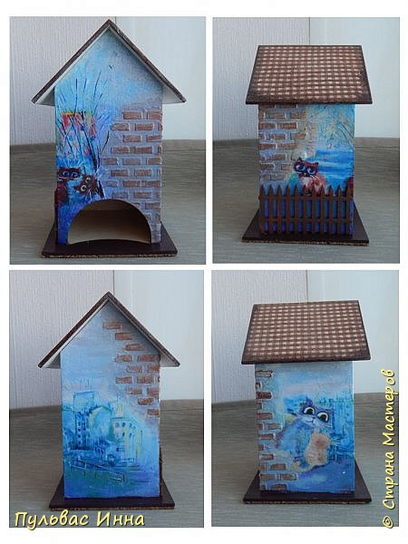чайный домик и рамки фото 1