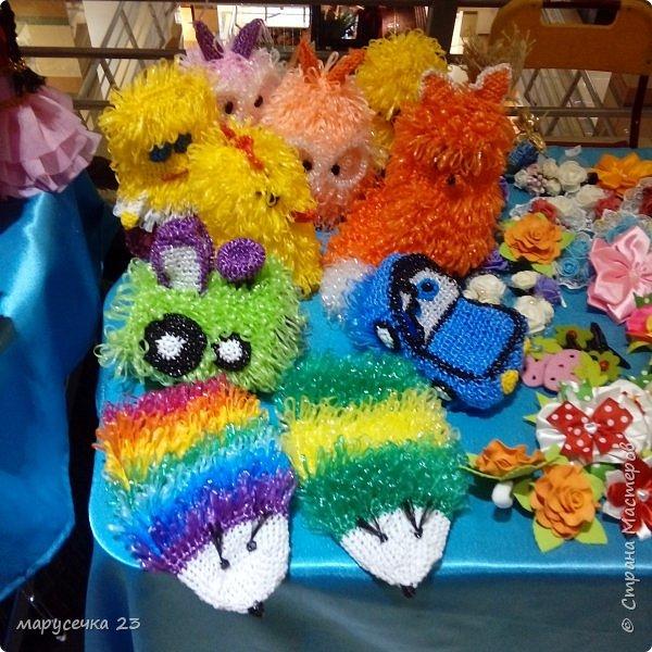 Мочалки игрушки мои фото 6