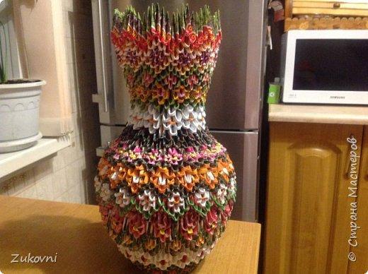 Модульное оригами  ,новые поделки фото 8