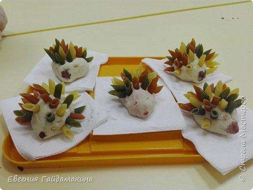 Вот и продолжение... веду кружок лепки из соленого теста в детском саду.   фото 5