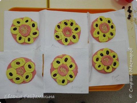 Вот и продолжение... веду кружок лепки из соленого теста в детском саду.   фото 6