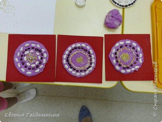 Вот и продолжение... веду кружок лепки из соленого теста в детском саду.   фото 2