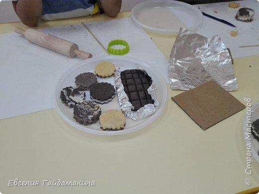 Вот и продолжение... веду кружок лепки из соленого теста в детском саду.   фото 15