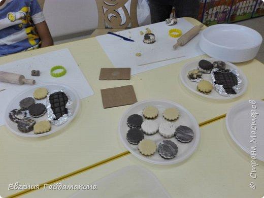 Вот и продолжение... веду кружок лепки из соленого теста в детском саду.   фото 16